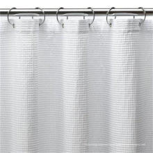 Cortina de chuveiro do poliéster do banheiro do hotel (WSSC-2016004)