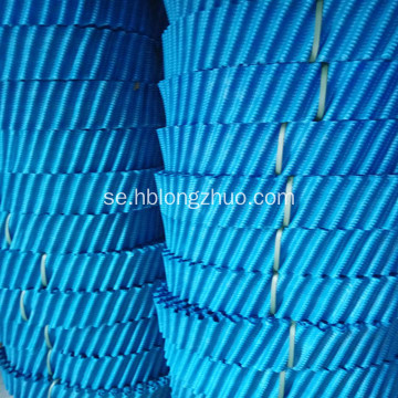 PVC PP Circle Wave Cooling Tower Fill