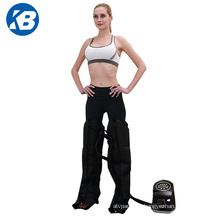 4 chamber New Design Digital Remote Control Air Pressure Leg Pump Compression Massager Boots Recovery System