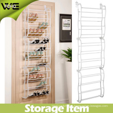 Hot Selling Plastic Multilayer Waterproof Wall Mounted Shoe Rack