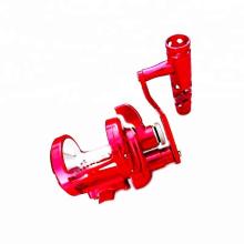 JGRL036 - 1 moulinet de pêche en aluminium