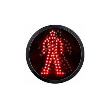 200mm 8 inch LED Traffic Light manufacturer red pedestrian optical