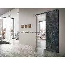 Aluminum Frame Melamine Laminated Kitchen Doors