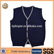 Cardigan design tricoté pull en cachemire gilet vente