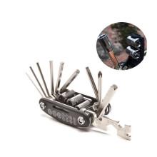 Multifunctional Screwdriver Adjustable Wrench Bike Bicycle Tool