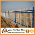 Galvanized steel fence palisade fence