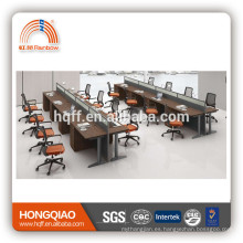 (MFC) PT-25 oficina de madera worstation