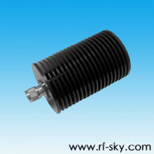 50W Roundness DC-6GHz 50W N type puissance rf factice