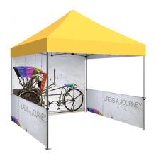 Printed Advertised Sunshade Product Aluminum Canopy