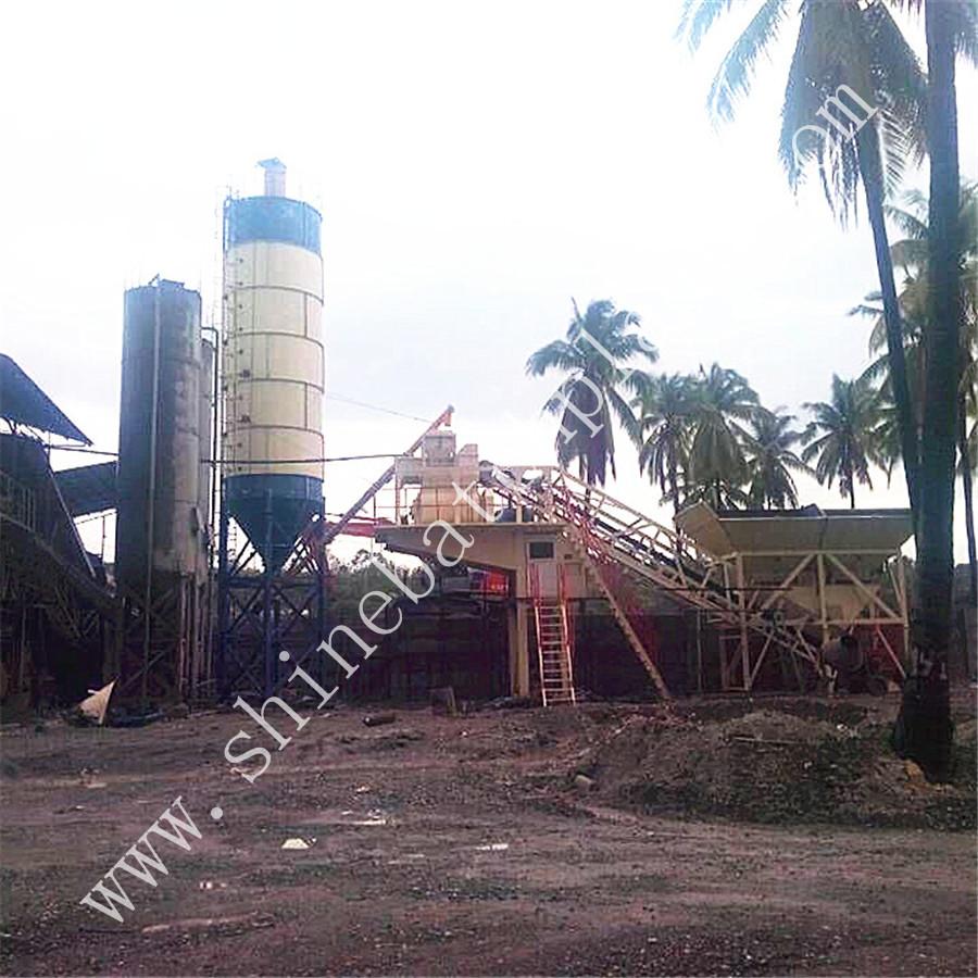 Mobile Batch Plant 50 2
