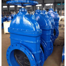 Ductile Iron Casting Butterfly Valve Body