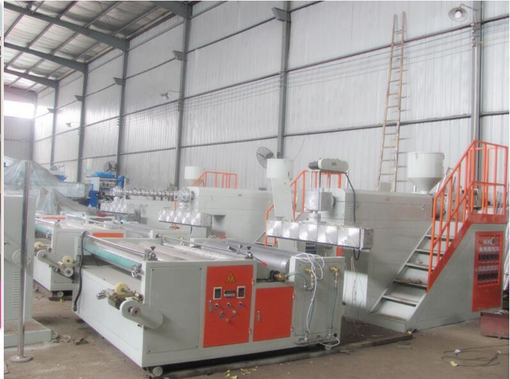 KYPE-1500 Air Bubble Film Forming Machine