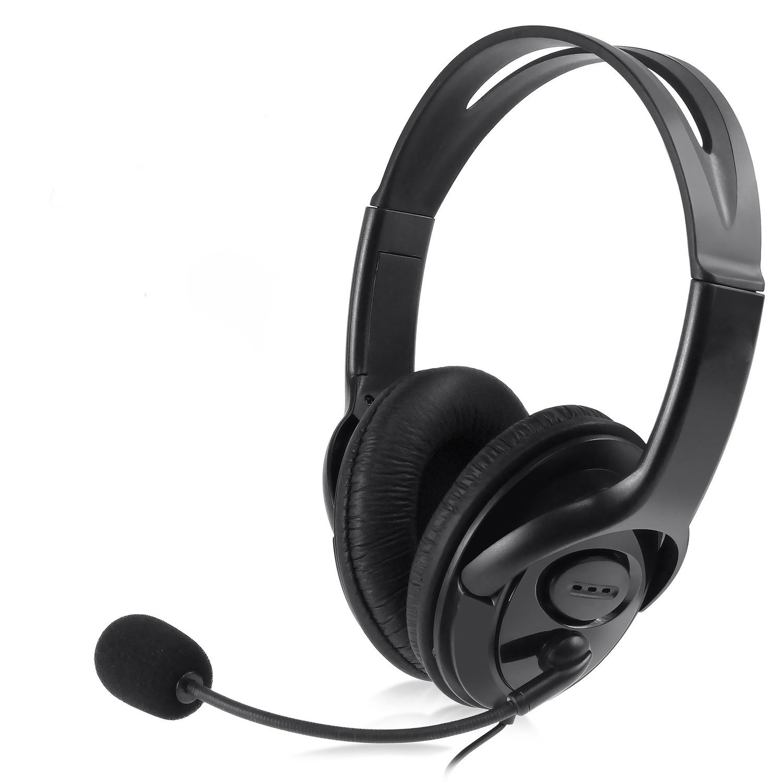 PC headphone with USB plug