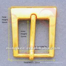 Boucle de ceinture / sac en trapèze (M15-234A)