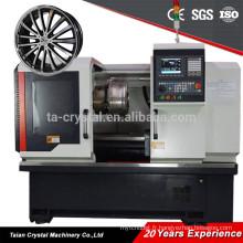 AWR28H type facile Rim polissage cnc jantes machine de réparation