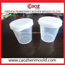 Hochwertige Kunststoff-Flüssigmedizin Flaschenform