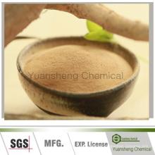 Superfluidificante de color amarillo anaranjado del ácido sulfónico naftaleno de la sal del sodio (FDN-C)