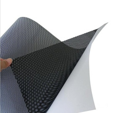 Salah Satu Cara Perforated Vinyl Privacy Window Film