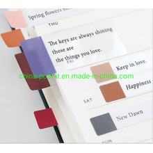 Colorful Index Sticky Notes for Decorating