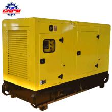 venda quente reboque gerador, gerador móvel 64kw 80kva diesel gerando conjunto