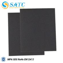 papier de ponçage abrasif oxyde de silicium pour le polissage