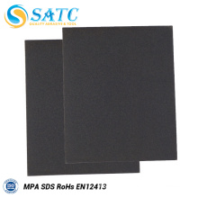 abrasive sanding paper silicon oxide for polishing