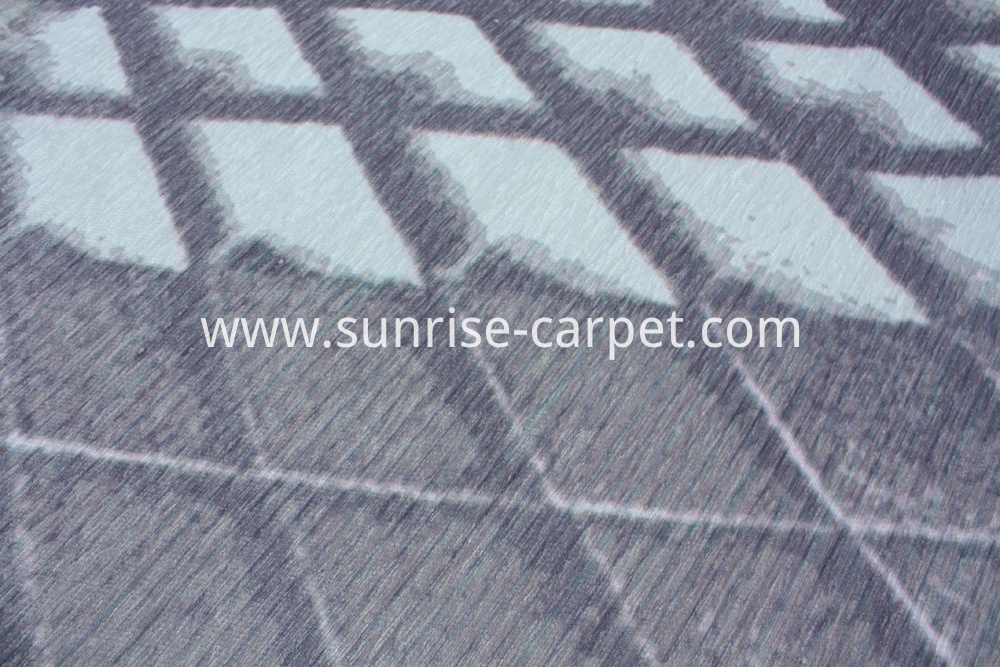 Polyester Printting Carpet