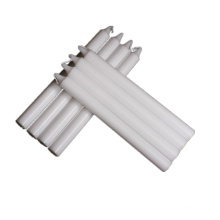 new product household lighting taper white pillar candle