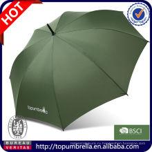 Автоматический Открытый зонтик гольфа очень большой негабаритных Ветрозащитный Водонепроницаемый палка зонты для женщин мужчин