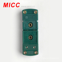 Conector de termopar verde S Omega