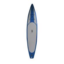 Material de punto de caída gruesa eva almohadilla revestida soporte inflable sup paddle board