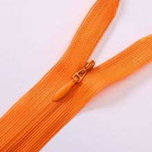 Discounts nice design nylon adhesive zippers for clothing