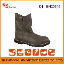 High Quality Military Boots Black RS030