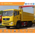 Dongfeng 210hp 16m3 tipper lorry factory sale