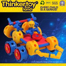EVA Foam Building Blocks Educational Toys for Girls