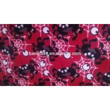 Tecidos finos baratos da flanela do algodão da venda 2016
