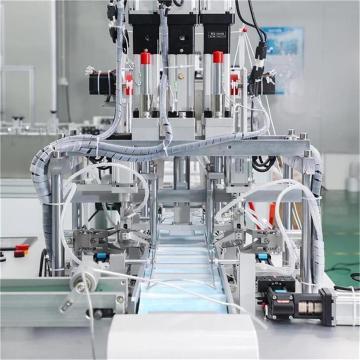 motorbetriebene Maskenausrüstung mechanische Ausrüstung
