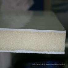Painéis de sanduíche de poliuretano