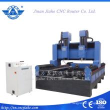 Stone Sculpture CNC Carving Machine 600mm Diameter 2800mm Length 3D Stone Machine