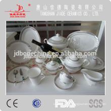 2014 nueva cena fina de China de hueso de diseño conjunto al por mayor