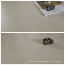 8mm White Oak Eir V-Bevelled estilo europeo a prueba de agua uso tecnología alemana con Uniclic y CE AC3 HDF Mejor precio China laminado piso