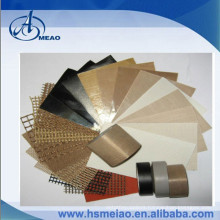 Corrosion resistance PTFE Teflon coated fiberglass fabric cloth