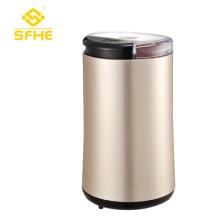 Electric coffee grinder with small capacity