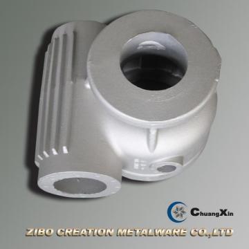 Aluminio Zl104 Material Gravedad Casting Caja de cambios Shell