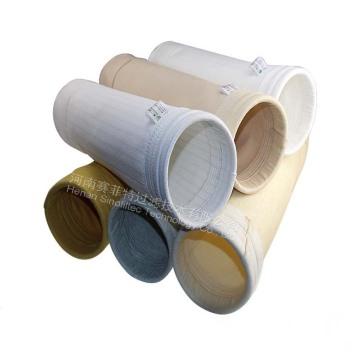 Bolsas de filtro de líquidos industriales con fieltro de aguja de Nowoven