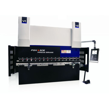 CNC Hydraulic Press Brake (PSH-110/4100SCM)