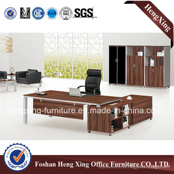 Metal Leg Manager Office Table (HX-6M005)