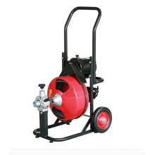 D-330ZF mobile drain cleaning machine /drain clog removing machine
