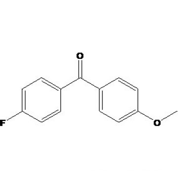 4-Fluoro-4′-Methoxybenzophenone CAS No.: 345-89-1