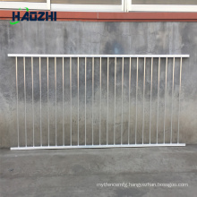 horizontal aluminum fence fence for dog
